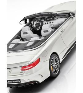 Μινιατούρα Mercedes-AMG S 63, Cabriolet