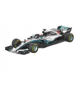 Μινιατούρα Formula 1 Lewis Hamilton 2018