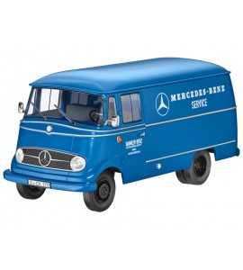 "L319 panel van (1956-1967) ""Mercedes-Benz Service"""