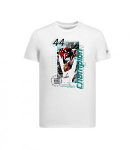 T-shirt Lewis Hamilton Winner 2019