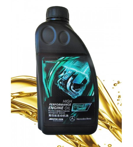229.5 AMG High Performance Engine Oil