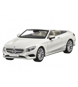 Μινιατούρα S-Class Cabriolet Mercedes-Benz