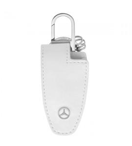 Θήκη κλειδιού Mercedes-Benz White