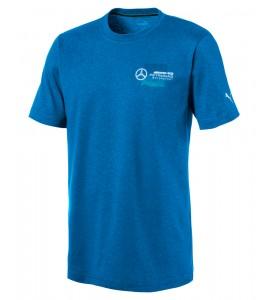 T-Shirt MB Petronas Indigo