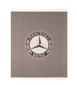 Κουβέρτα Mercedes Star