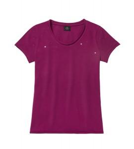 T-shirt Plum