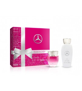 Gift Σετ Mercedes-Benz Rose Perfume